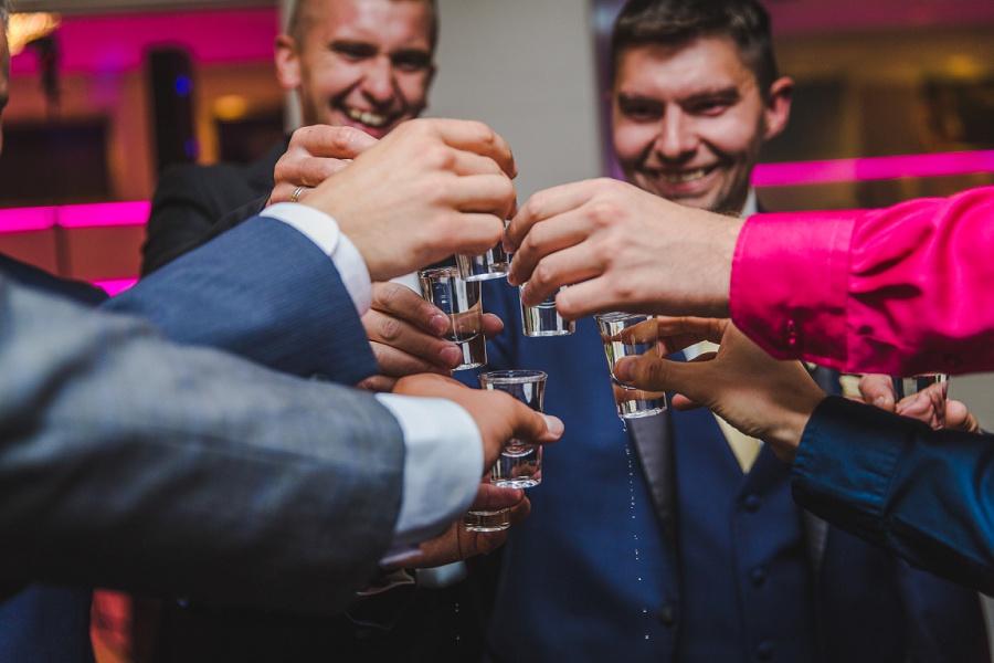 calgary summer wedding reception shots