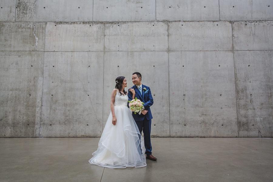 calgary chinese wedding photographers sait garage parking lot