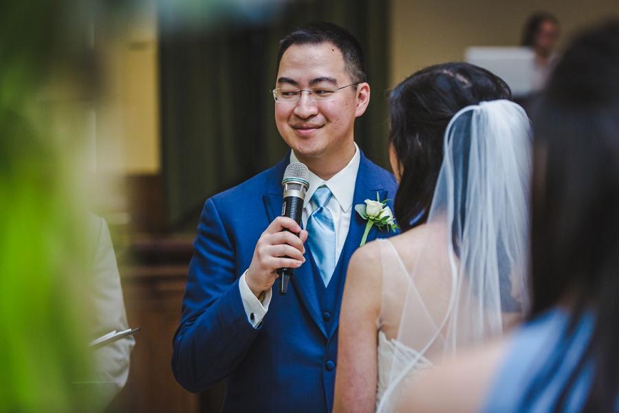 calgary chinese wedding photographers sait heritage hall groom