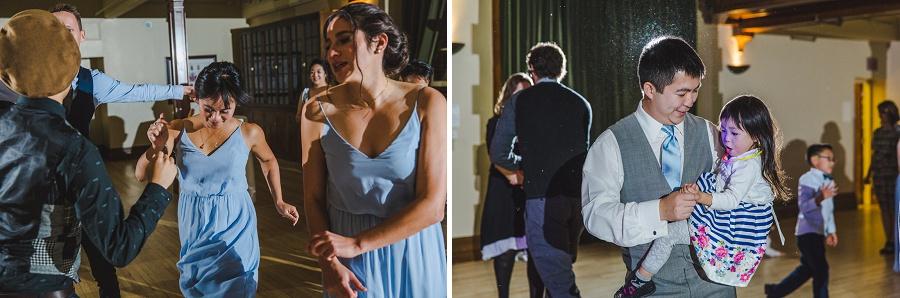 calgary chinese wedding photographers sait heritage hall dancing
