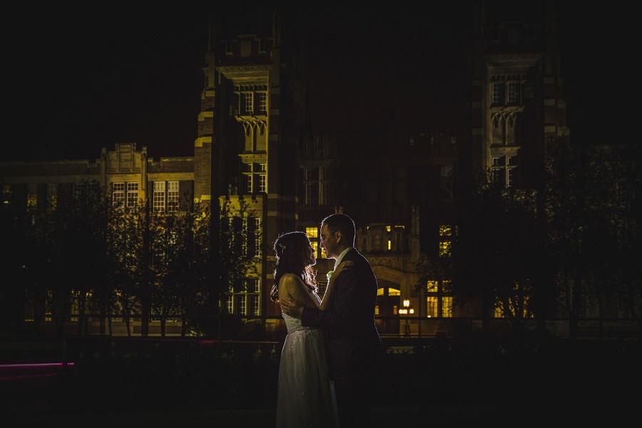 Andrea + Nathan | SAIT Heritage Hall Calgary Wedding