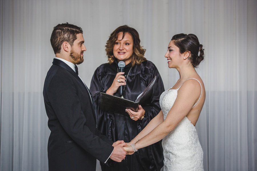 calgary winter wedding triwood community association